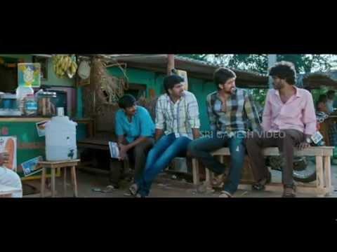 Raja Huli Kannada Movie- Yash winks at a girl