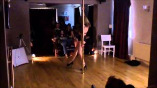 Dancing Girls - Pole Showcase June 2013