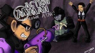 Felix Recenserar - ActionMan: Robot ATAK!