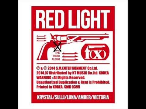 F(X)_(에프엑스) RED LIGHT AUDIO