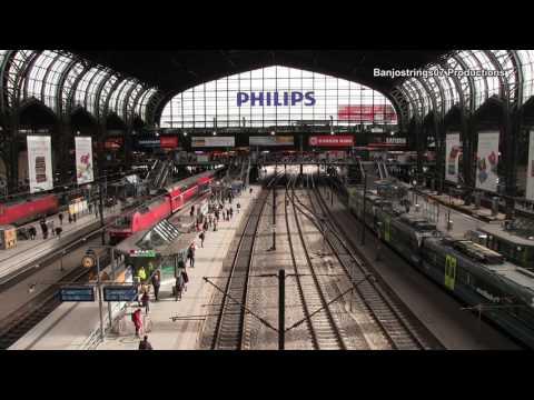 Hamburg HBF ~ (Hamburg Main Station) 18/04/2017