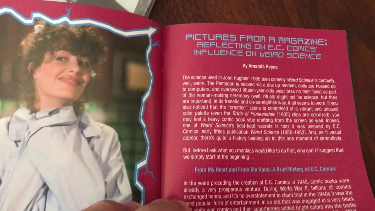 Download John Hughes' WEIRD SCIENCE (1985) Arrow Video Blu-ray unboxing