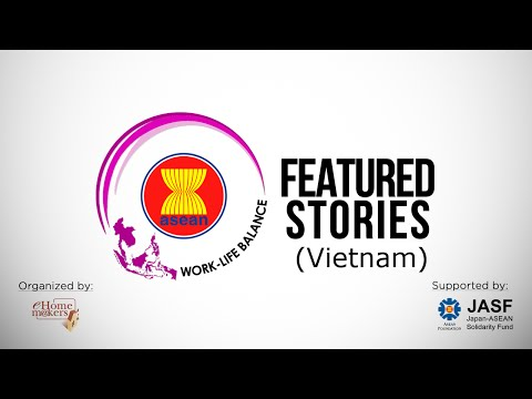 ASEAN Work-Life Balance: Vietnam Practitioners - YouTube