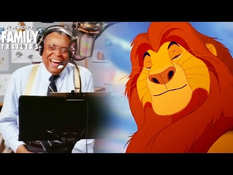 THE LION KING | Behind the Scenes with the Voice Cast!