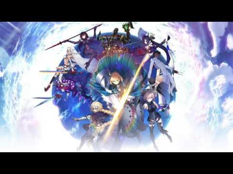 Fate/GrandOrder ソロモン戦最終バトルBGM 「色彩」