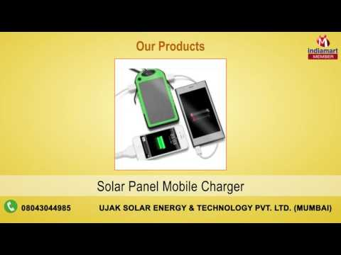 Solar Products By Ujak Solar Energy & Technology Private Limited, Mumbai