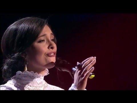 Elmira.'Adagio(Albinoni)'.The Voice Russia.