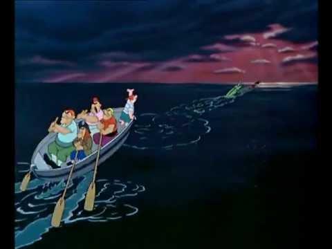 Capitaine crochet youtube - Peter pan et capitaine crochet ...