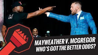 Floyd Mayweather Vs. Conor McGregor: Who's Got The Better Odds? | FanSided | Sports Illustrated thumbnail