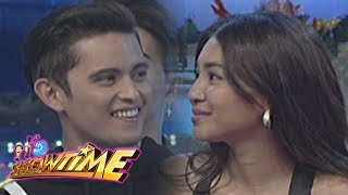 It's Showtime Copy-Cut: JaDine joins Copy-Cut for the first time