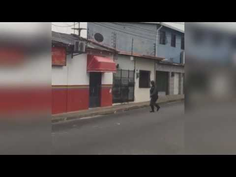 GNB dispara contra ciudadanos desarmados en Guanare