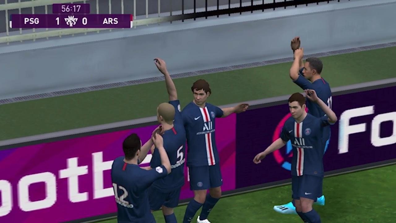 PSG vs Arsenal