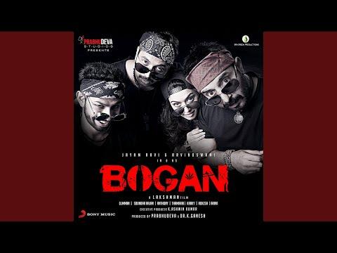 Spooky Bogan (Theme)