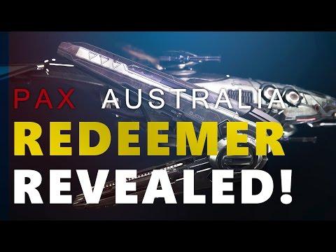 FPS Reveal - Redeemer Reveal (Star Citizen)