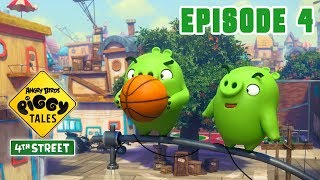Piggy Tales - 4th Street | Hoop and Loop - S4 Ep4