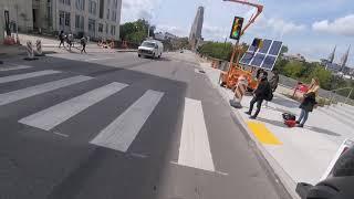Crosswalk Robots