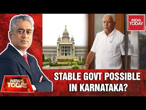 Is A Stable Government Possible in Karnataka? | NewsToday With Rajdeep
