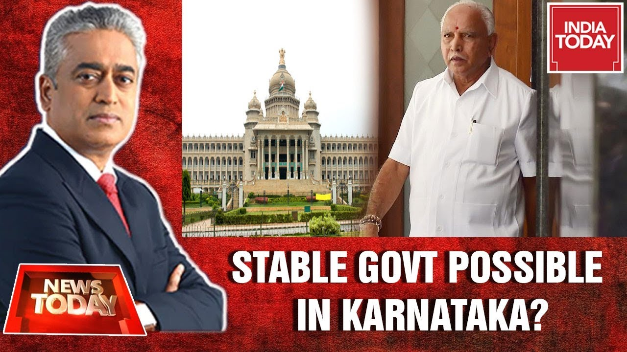 Download Is A Stable Government Possible in Karnataka? | NewsToday With Rajdeep