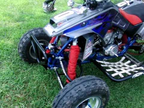 Changes in trx250r tranny