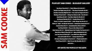 Soul music Sam Cookie Rhythm and blues jazz gospel, R&B compilation