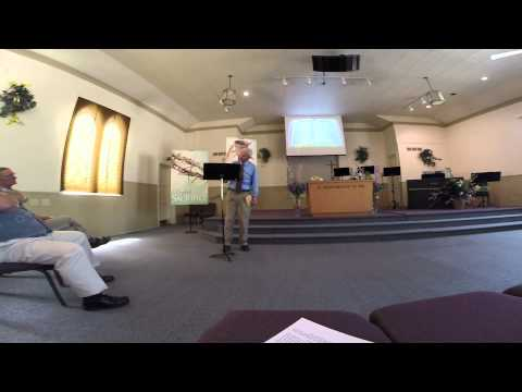 "Discovery Christian Church sermon on ""free will"" - Bend, Oregon"