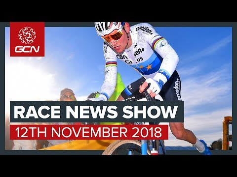 Is Van Der Poel Just Too Good For Cyclo-Cross?   The Cycling Race News Show