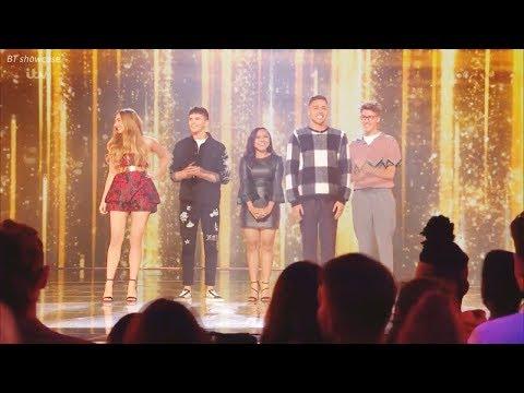 Alisah Bonaobra is BACK as Wildcard Talia Dean Leon Mallett Jack & Joel X Factor 2017 Live Show
