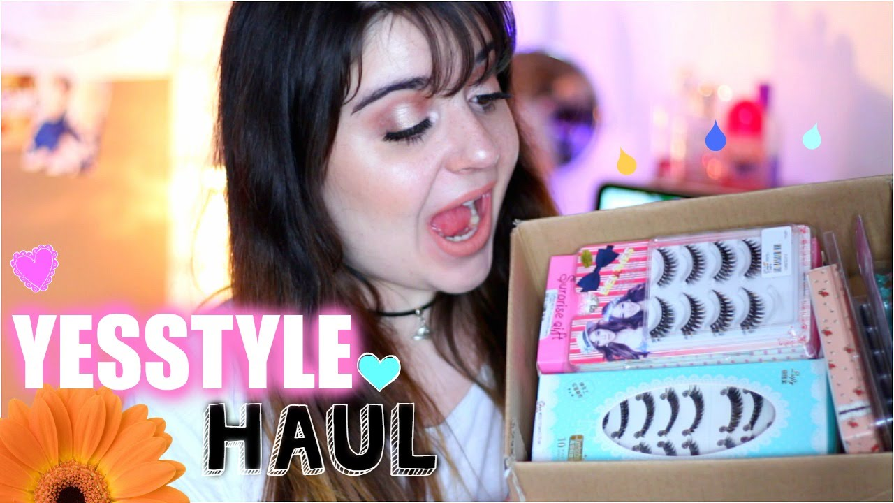3f88d7307e5 YESSTYLE HAUL ♥ CHEAP BUT AWESOME ASIAN FALSE LASHES HAUL ♥ | FashionistaSG