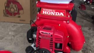 [ Máy Phun Thuốc ] Máy Phun Vôi Bột Honda GX35 Thái Lan Nguyên Chiếc Xịn 100%