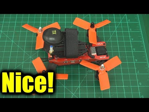 ViFly R130 sub-250g miniquad review