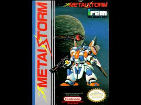 Metal Storm Music Full OST Soundtrack