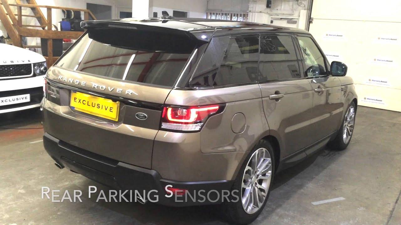 Range Rover Sport HSE Dynamic 7 Seater 2015