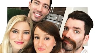 Property Brothers HOUSE TOUR! | iJustine thumbnail