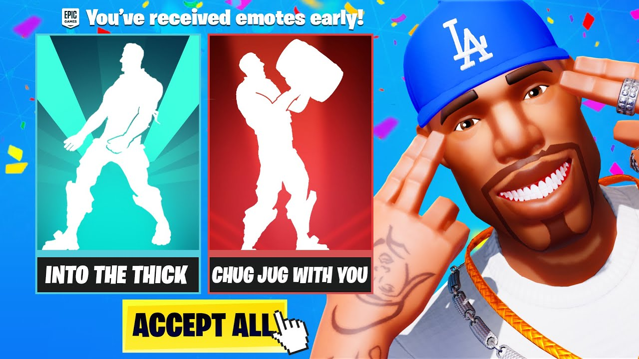Download Trolling With UNRELEASED TikTok Emotes (Chug Jug With You)
