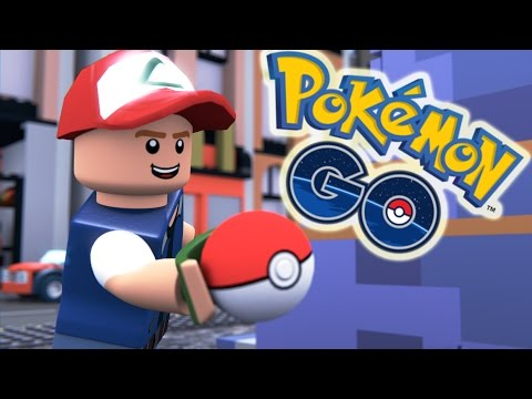 Thumbnail: POKEMON GO in LEGO World