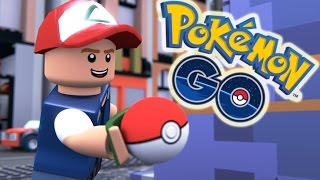 POKEMON GO in LEGO World