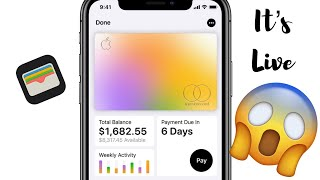 Apple Card is Live! Here Is How To Get It First!