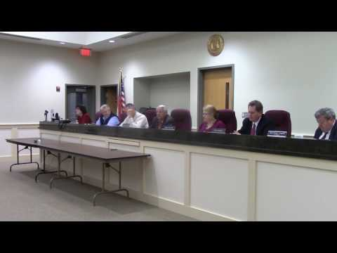 Feb 28 2017 Regular Board Meeting Part 1