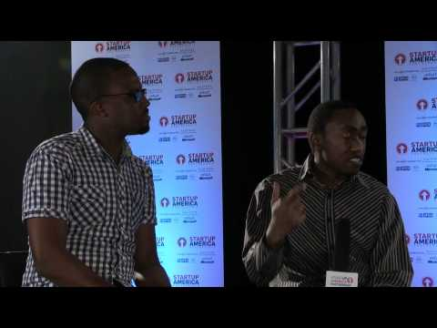 Med Africa at the Startup America HD Social Lounge, DEMO Fall 2011