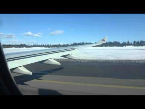 Qatar airways Oslo-Doha