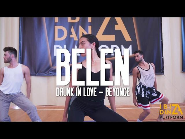 Belen Leroux Choreography // Drunk in love - Beyonce // Ibiza Danza Platform