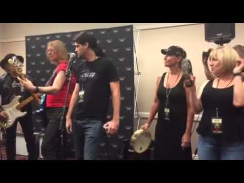 aerosmith meet and greet pictures