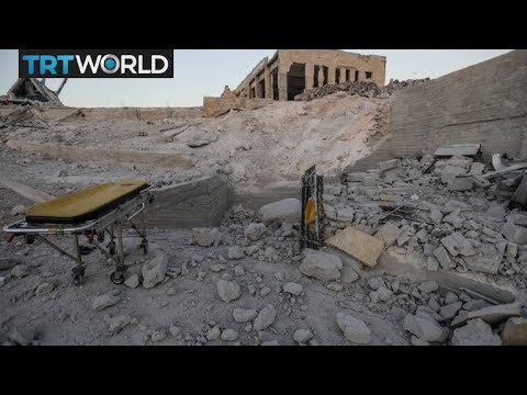 The War in Syria: Regime attacks target civilians in Idlib