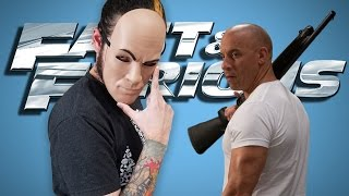 VIN DIESEL VS THE ROCK - FAST & FURIOUS