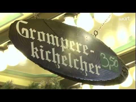 Gromperekichelcher, Luxembourg's famous potato cakes
