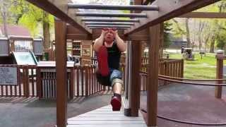 Calisthenics In Colorado mountains (George town park) Crazy Workout