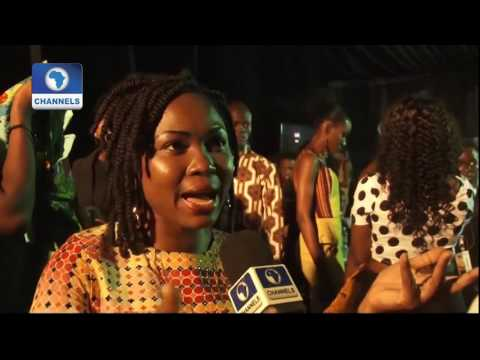 Metrofile: African Fashion Week Reflects Creativity Of African Fashion Designers