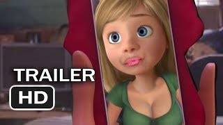 Inside Out 2 Parody - Movie Trailer (2016)