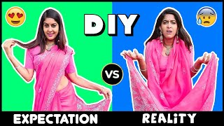 DIY HACKS : Expectation VS. Reality  😱| Online Life Hack FAILS | Rickshawali
