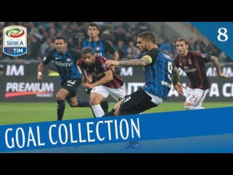 GOAL COLLECTION - Giornata 8 - Serie A TIM 2017/18